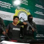 """Al jovencito lo presentaron como """"guerrero digital del MAS"""". Foto Guider Arancibia"""