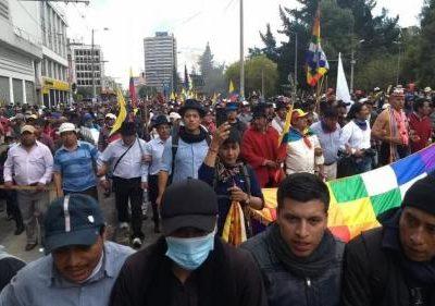 Ecuador: ¿Cómo entender la movilización indígena y popular?