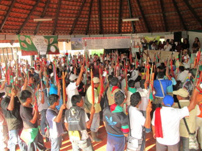 Pronunciamiento Masacre en Cauca-Colombia