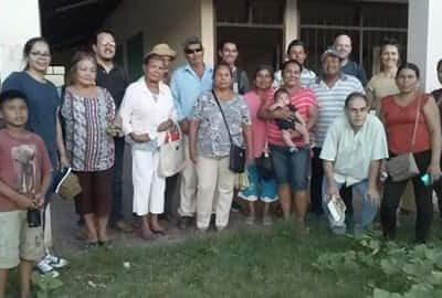 SUBCENTRAL DEL PUEBLO INDÍGENA MOVIMA SPIM CUMPLE 30 AÑOS DE FUNDACIÓN