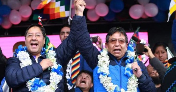Bolivia, el desconcierto de la derecha por el avance del MAS