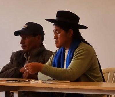 Comunicadores y líderes Indígenas del Pacto de Unidad se reúnen para la revisión final del proyecto de ley de Comunicación, Indígena, Originaria, Campesina, Intercultural, Afroboliviana