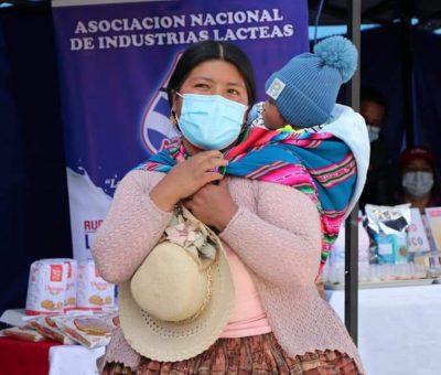 En el Día de la Madre: SEDEM inaugura un nuevo punto de distribución del subsidio de lactancia en la Ciudad de El Alto