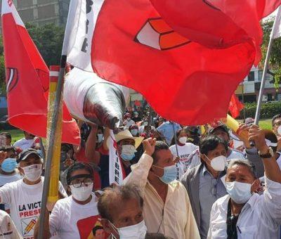 PERU: OTROS TIEMPOS ESTAN COMENZANDO