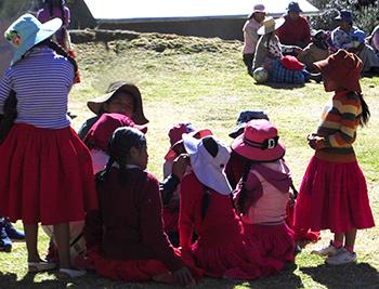 Retorno a clases presenciales en comunidades originarias – Cuña 18