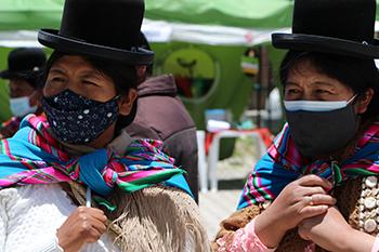 Ferias comunitarias en tiempos de pandemia – Cuña 16