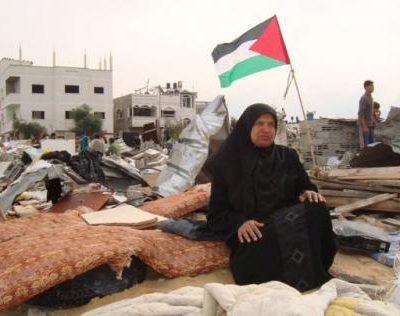 PALESTINA: ¡Paren la masacre del pueblo palestino!